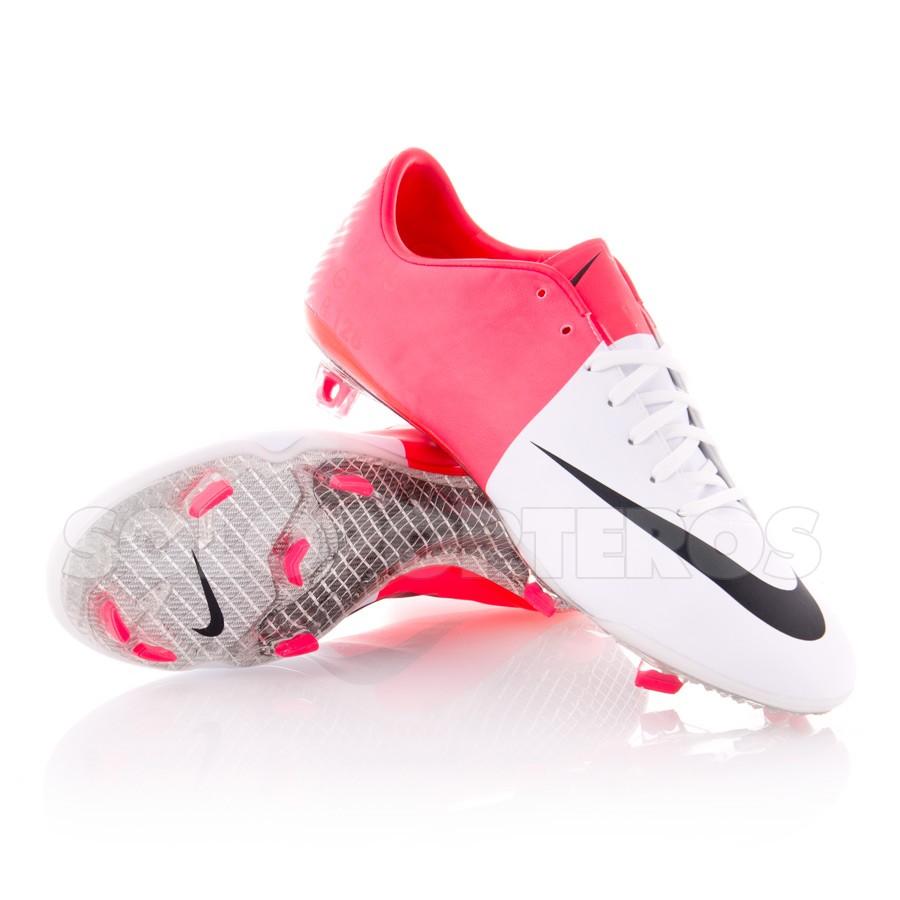 moda hombre zapatos nike mercurial vapor viii tf azul blanco rosa madrid botas