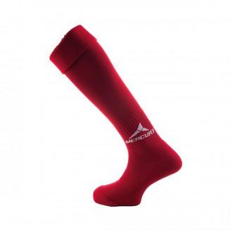 Football Socks Mercury Team Maroon