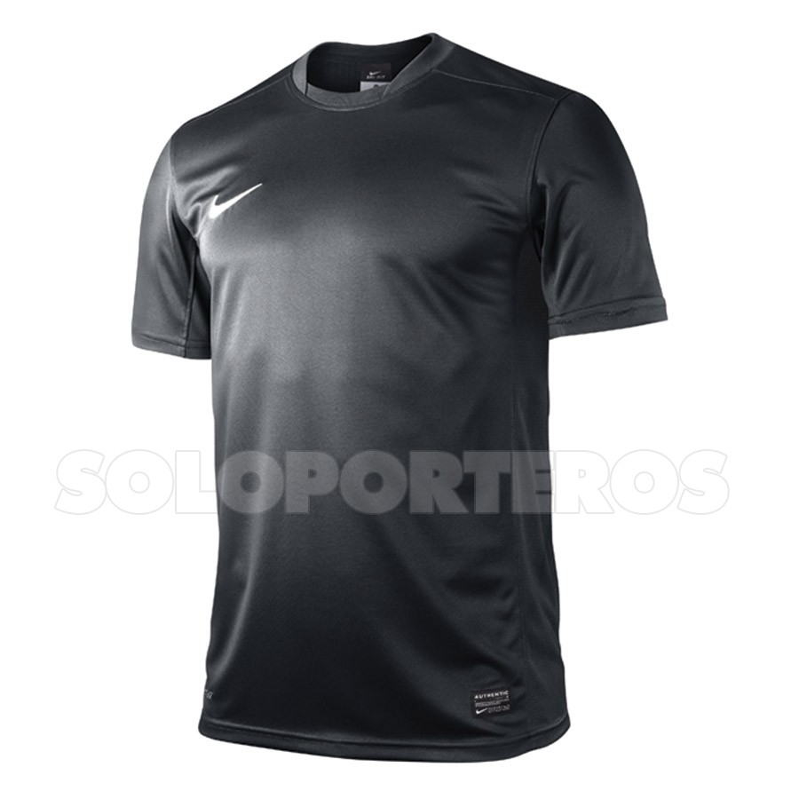 newest 4f193 4cd82 Playera Nike Park V Negra - Soloporteros es ahora Fútbol Emo