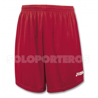 Short  Joma Real Rouge