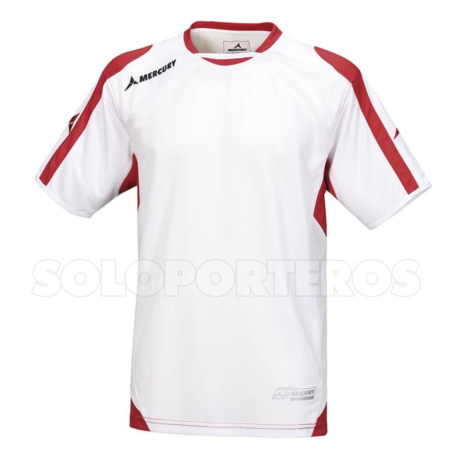 59ab889297f47 Jersey Mercury Roma White-Red - Tienda de fútbol Fútbol Emotion