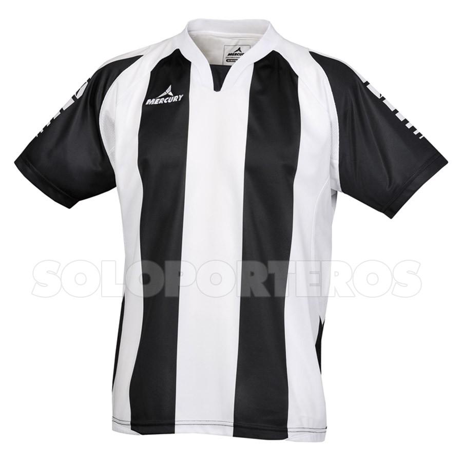 Camiseta Mercury Juventus Blanca-Negra - Tienda de Fútbol ...