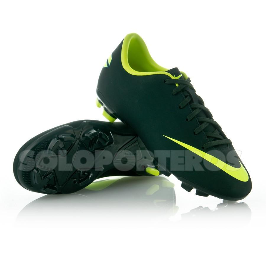 Zapatillas De Futbol Nike Verdes
