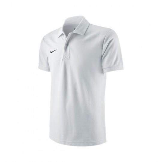 Polo  Nike Jr TS Core White