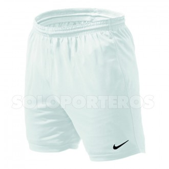 Shorts  Nike Park Knit White