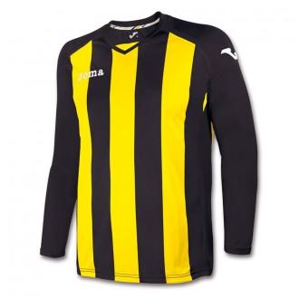 Jersey Joma Pisa 12 M/L Yellow-Black
