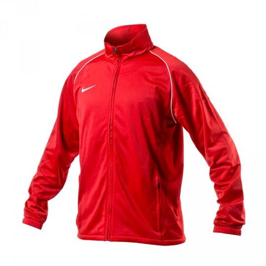 Sudadera  Nike Jr Poly Rojo