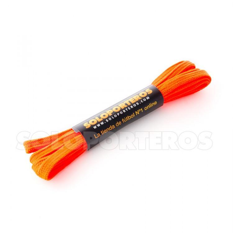 Cordones Jr hidrofugados Naranja Fluor - SP12.106.1