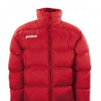 Chaquetón  Joma Alaska Rojo