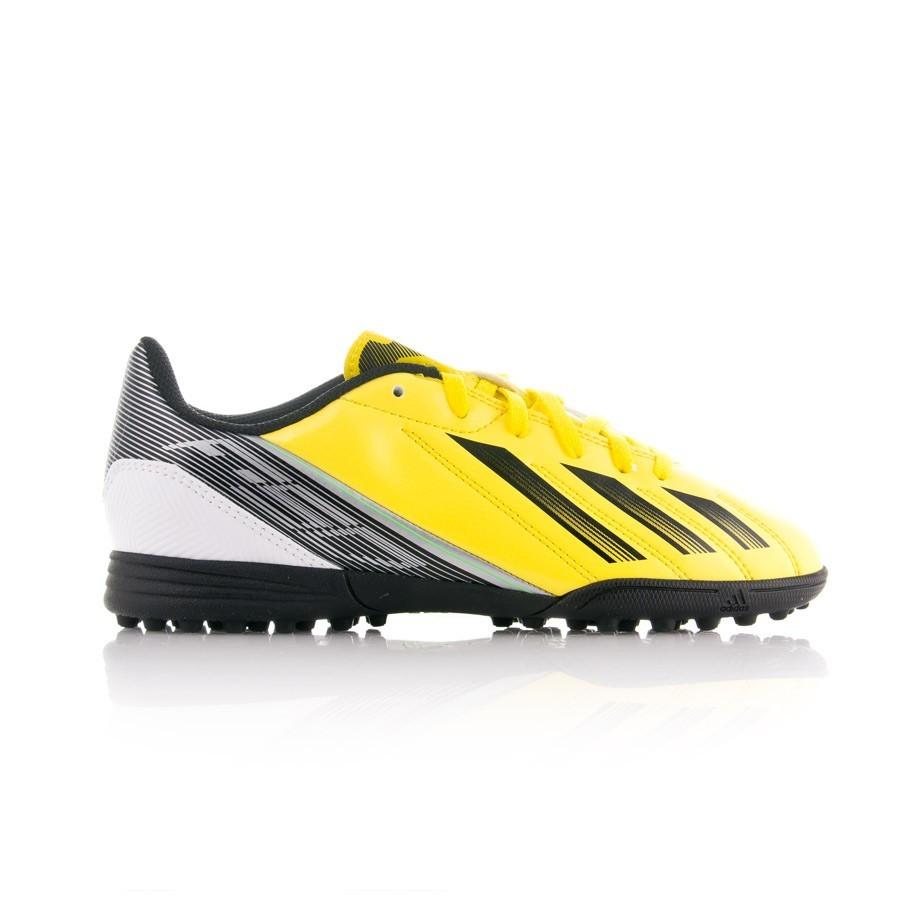 zapatillas adidas f5 amarillas