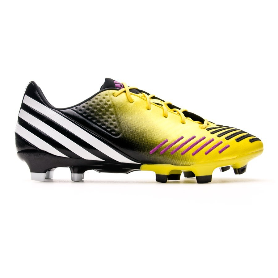 official photos 51173 c0d59 Football Boots adidas Predator LZ TRX FG Yellow-Black - Football store  Fútbol Emotion