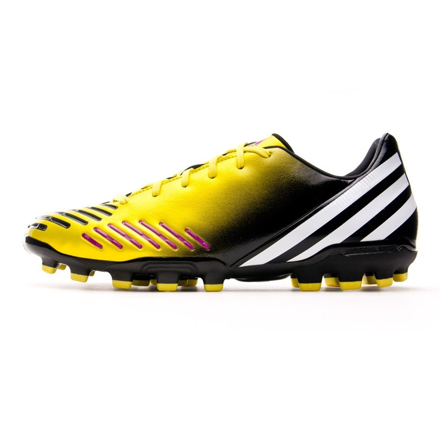 cdd60265f14ef Zapatos de fútbol adidas Predator Absolado LZ TRX AG Amarilla-Negra -  Tienda de fútbol Fútbol Emotion