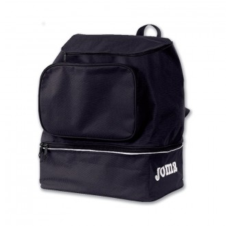 Backpack  Joma Training II Boot bag Black