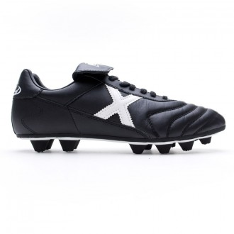 Football Boots  Munich Mundial FG Black