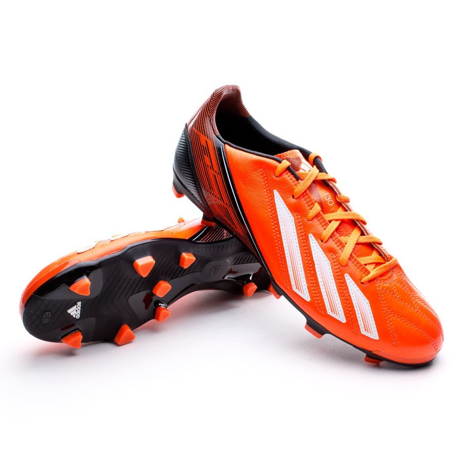 Botas De Futbol Adidas Rojas