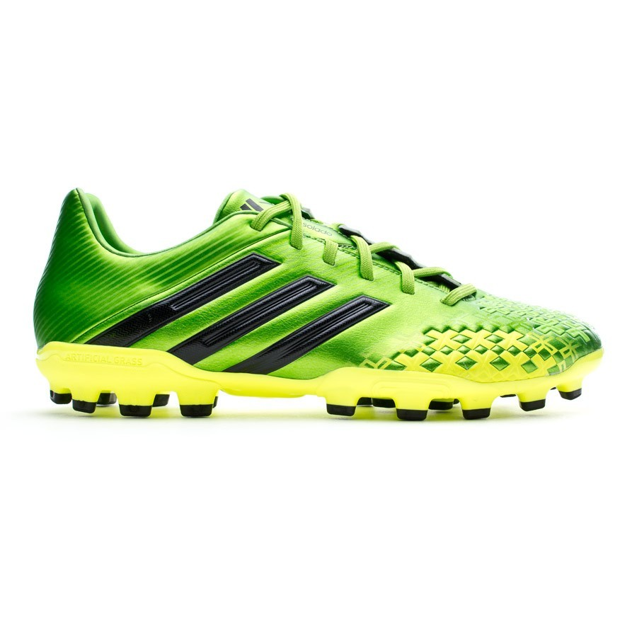 best website 7c498 99022 Football Boots adidas Predator Absolado LZ TRX AG Green-Black-Electricity -  Football store Fútbol Emotion