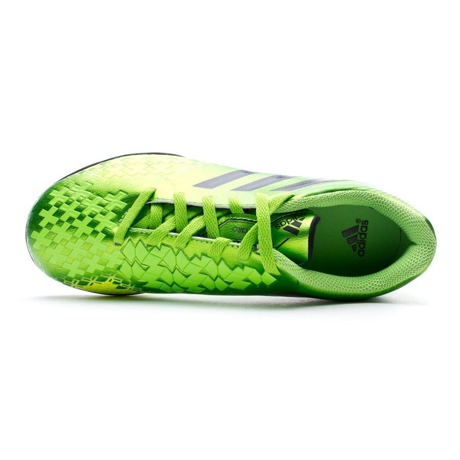 sports shoes 30d84 fbe9b ... Bota Predito LZ TRX Turf Niño Verde-Negra-Electricity. Vídeo