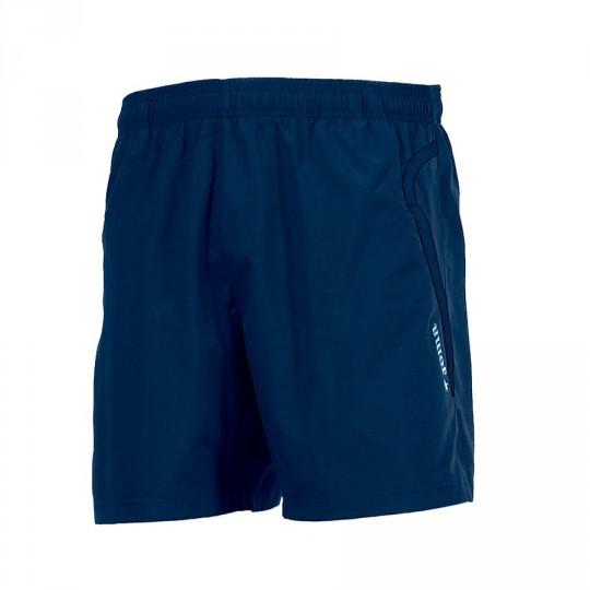 Pantalón corto  Joma Bermuda Combi Microfibra Marino
