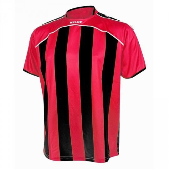 Camisola  Kelme Liga Vermelho-Preto