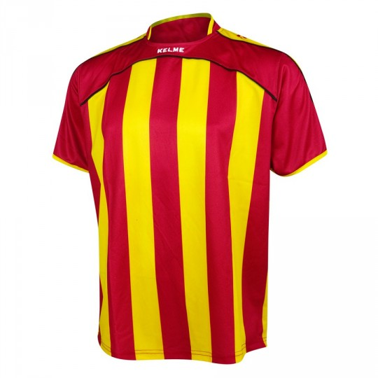 Camiseta  Kelme Liga Roja-Amarilla