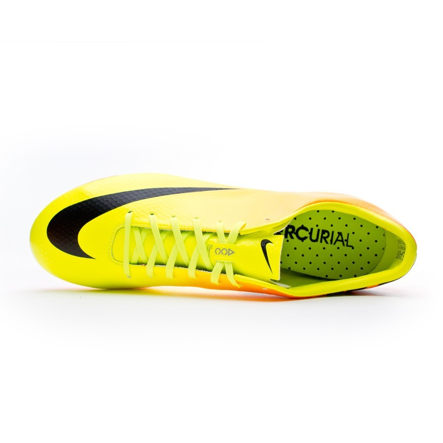 Indica Stratford on Avon lago  Football Boots Nike Mercurial Vapor IX FG ACC Volt-Citrus - Football store  Fútbol Emotion