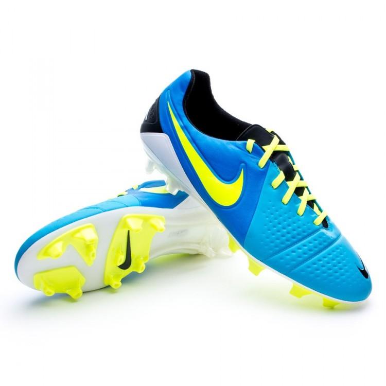 45b8a2c3cc0 Football Boots Nike CTR360 Maestri III FG Blue-Volt - Tienda de ...