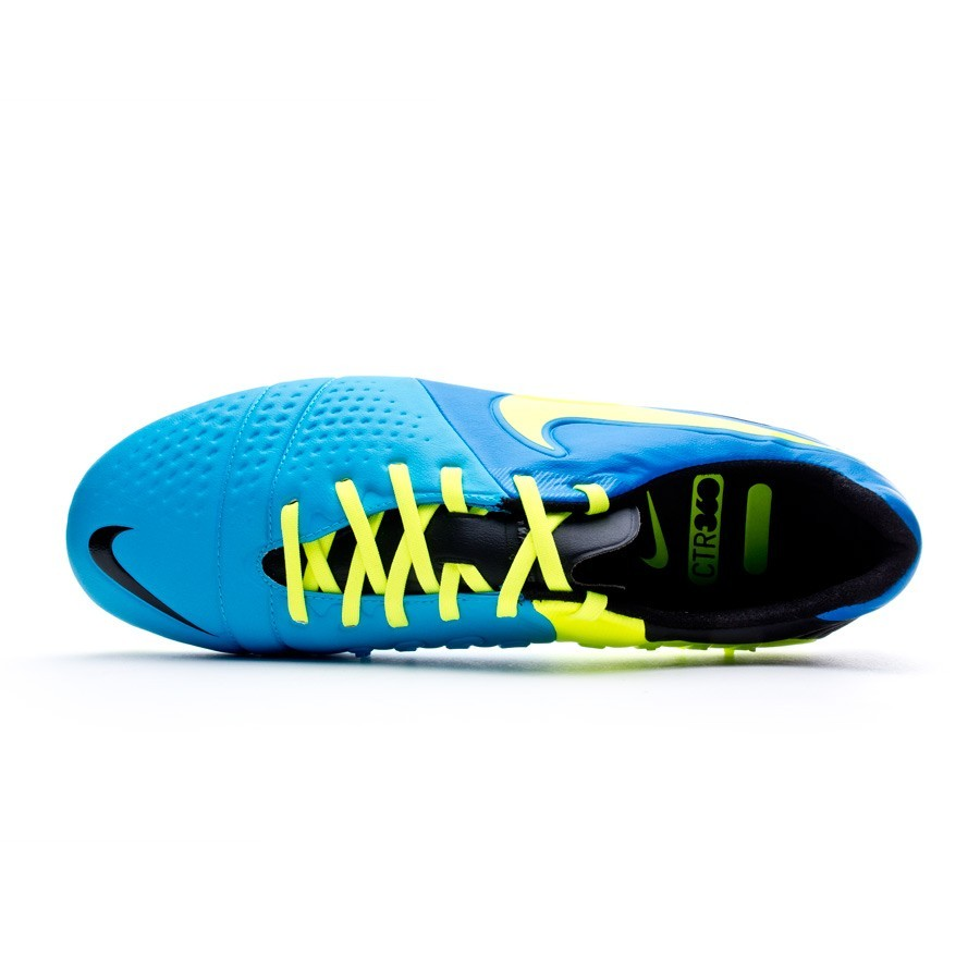b23de86df20 Football Boots Nike CTR360 Maestri III FG Blue-Volt - Tienda de fútbol  Fútbol Emotion