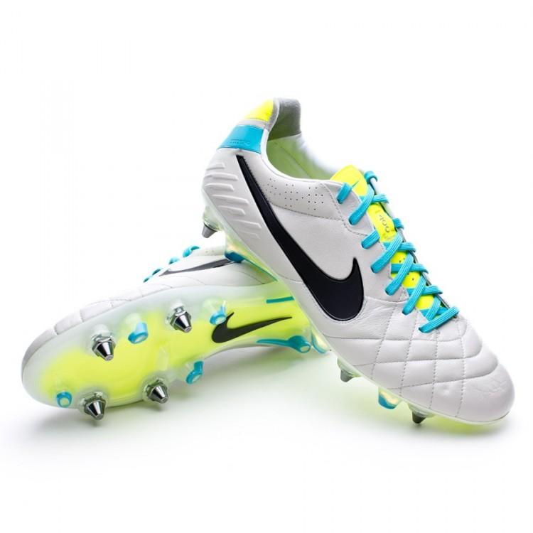 830140ac9d24c Football Boots Nike Tiempo Legend IV SG-Pro Bones-Blue - Tienda de ...