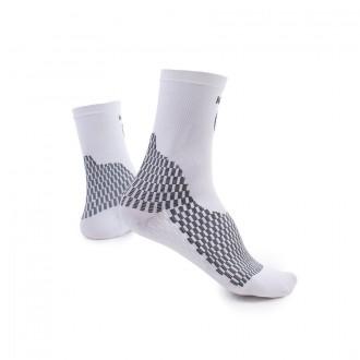 Meias  Sportlast cortos de compresión Blancos