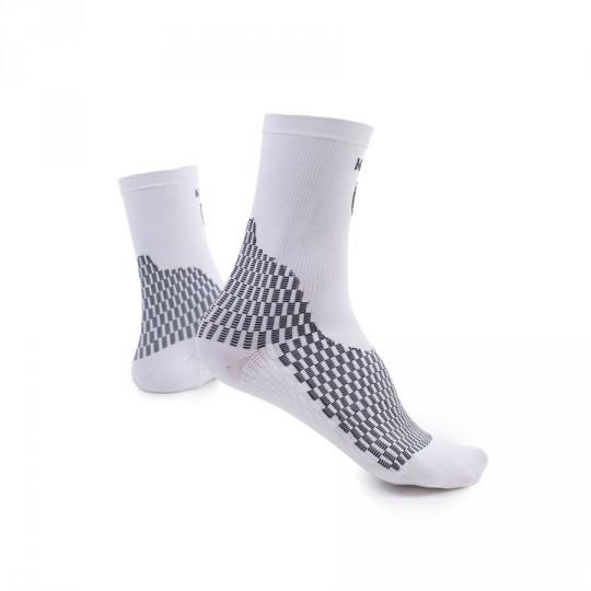 Calcetines  Sportlast cortos de compresión Blancos
