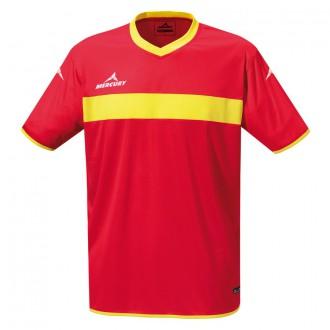 Jersey Mercury Pro Red-Yellow