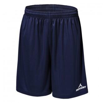 Shorts Mercury Pro Navy Blue