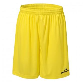 Shorts Mercury Pro Yellow