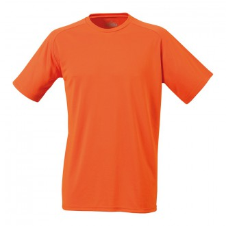 Jersey Mercury SS Universal Orange