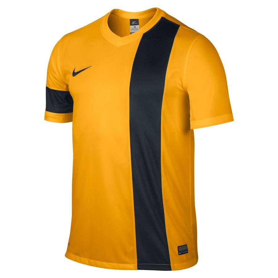 Camiseta Nike Striker III Amarilla-Negra - Soloporteros es ahora Fútbol  Emotion 6a2a82f12d53f