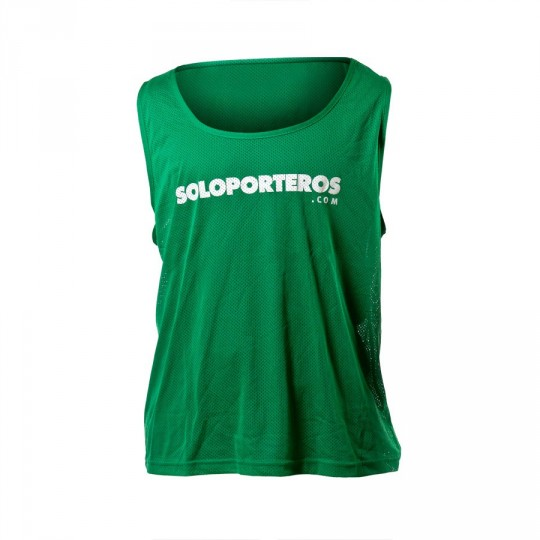 Dossard / Chasuble  SP Soloporteros Vert
