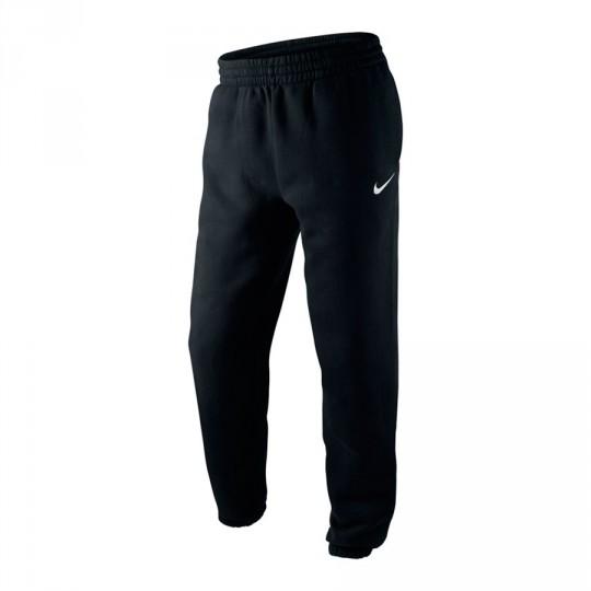 Pantalón largo  Nike Algodon Fleece Cuff Negro