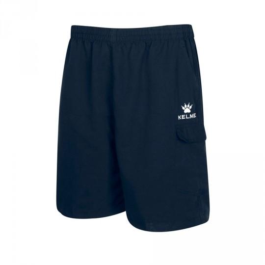 Pantalón corto  Kelme Bermuda Concentracion Marino