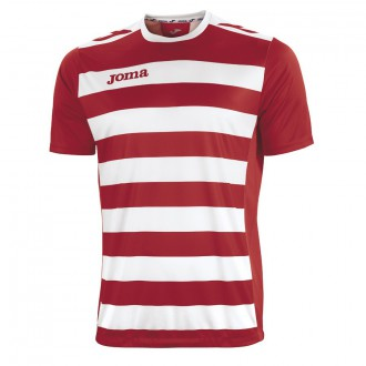 Jersey  Joma Europa II Red-White