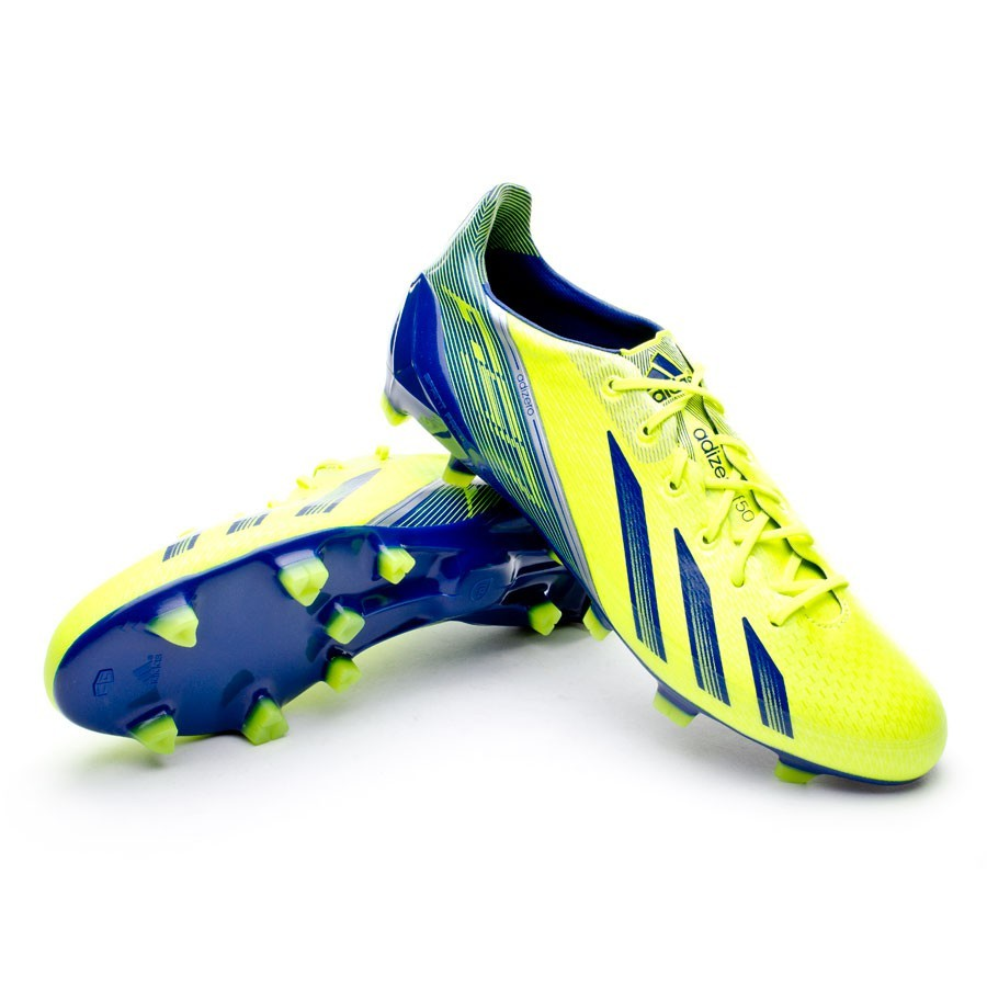 cheap for discount 59dda 1d03f Zapatos de fútbol adidas adizero F50 TRX FG Synthetic Electricity -  Soloporteros es ahora Fútbol Emotion