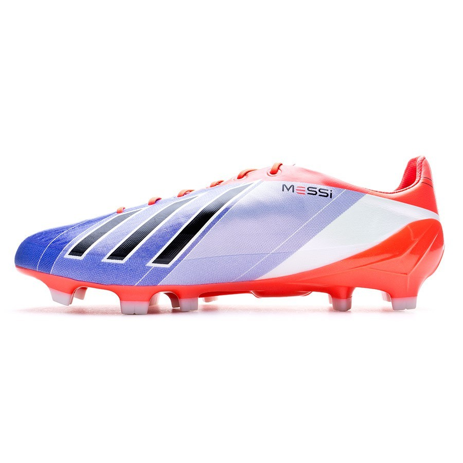 f07ae884b Football Boots adidas adizero F50 TRX FG miCoach Turbo-Purple - Football  store Fútbol Emotion