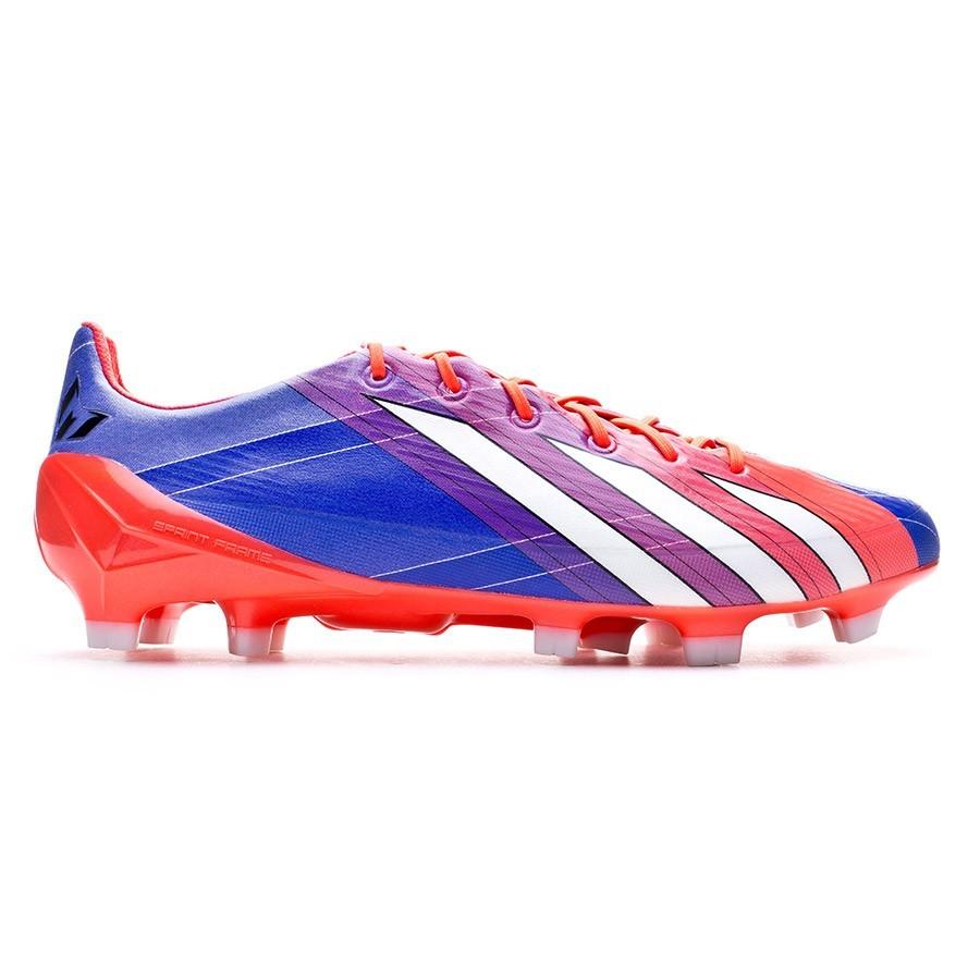 84f42f96443 Football Boots adidas adizero F50 TRX FG Synthetic Messi Turbo-Purple -  Football store Fútbol Emotion