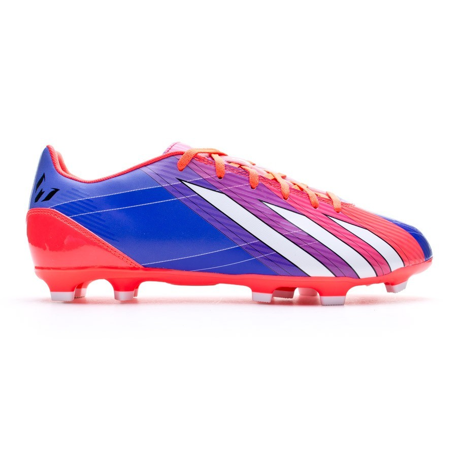 timeless design e5acb a1b0e Scarpe adidas F10 TRX FG Messi Turbo-Purple - Negozio di calcio Fútbol  Emotion