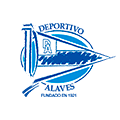 Camisetas y equipaciones del Deportivo Alavés