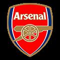 Camisolas e equipamentos do Arsenal