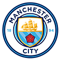 Camisolas e equipamentos do Manchester City