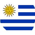 Maillots et tenues de l' Uruguay
