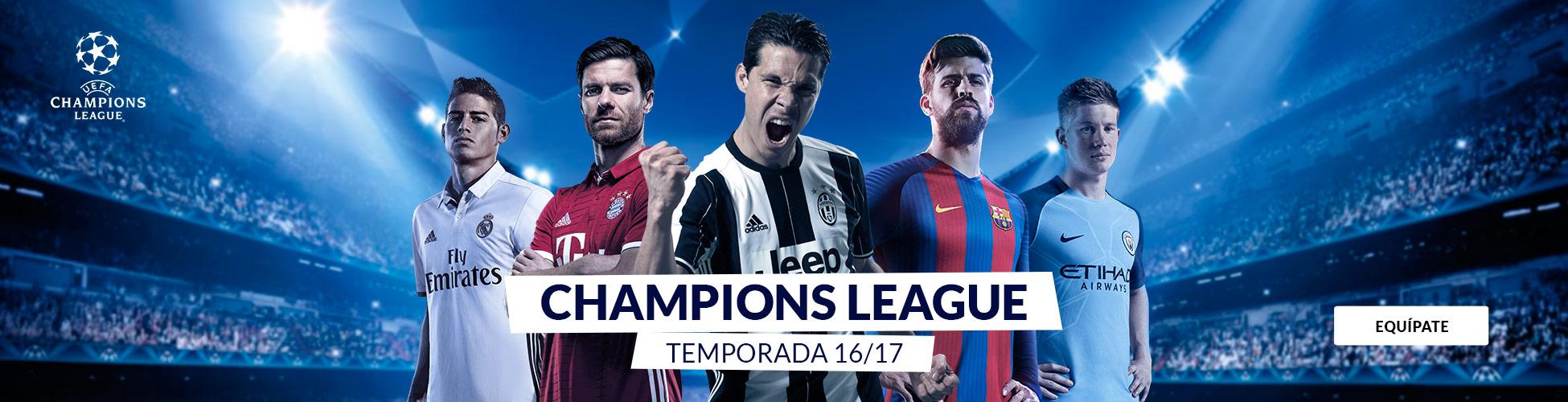 ChampionsLeague Octubre2016 ES