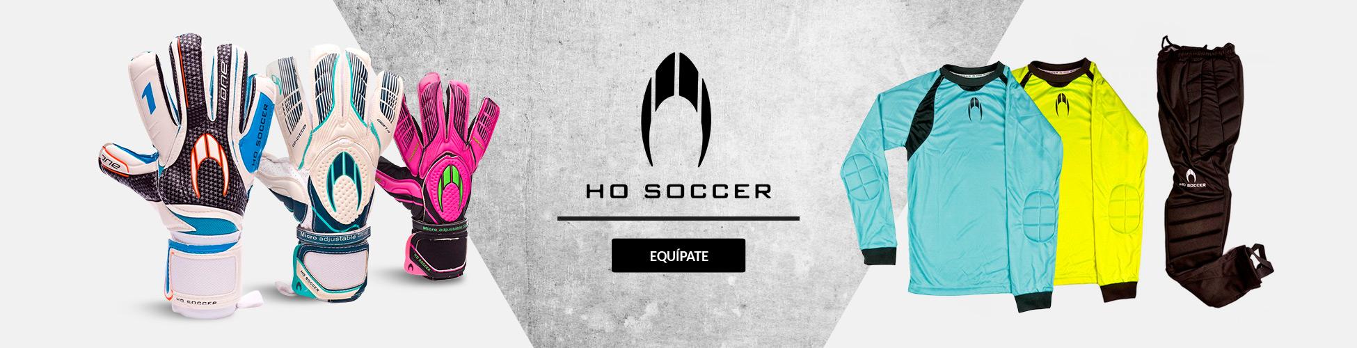 Equipate con HO Soccer ES