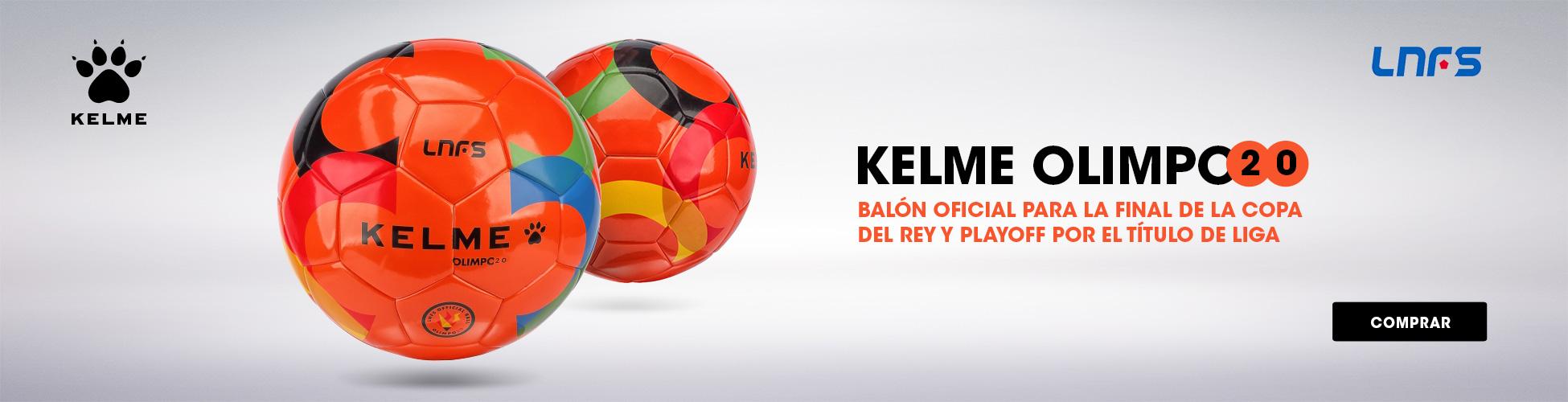 Balón Oficial LNFS Kelme Olimpo20